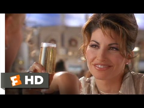 Showgirls (1995) - Doggy Chow & Champagne Scene (7/12) | Movieclips