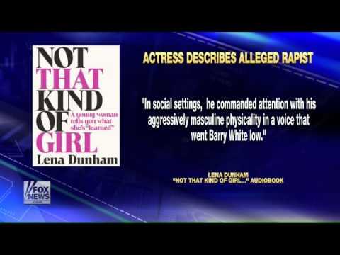 Fallout over Lena Dunham's rape claim