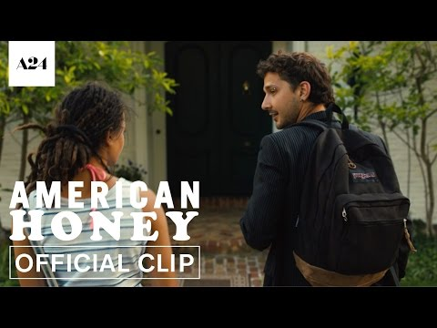 American Honey | Jake's Five Steps | Official Clip HD