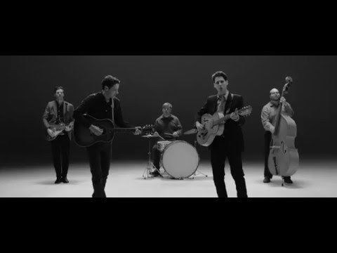 The Cactus Blossoms - Stoplight Kisses (Official Music Video)
