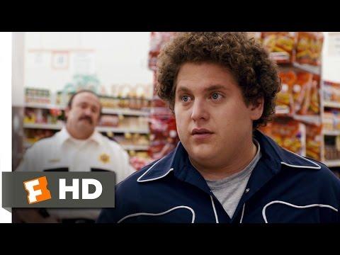Superbad (2/8) Movie CLIP - Seth Buys Vodka (2007) HD