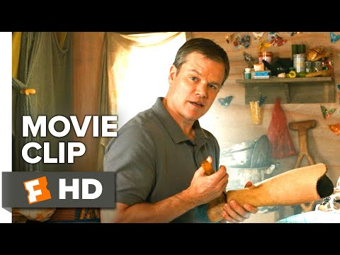 Downsizing Movie Clip - Butterflies (2017) | Movieclips Coming Soon
