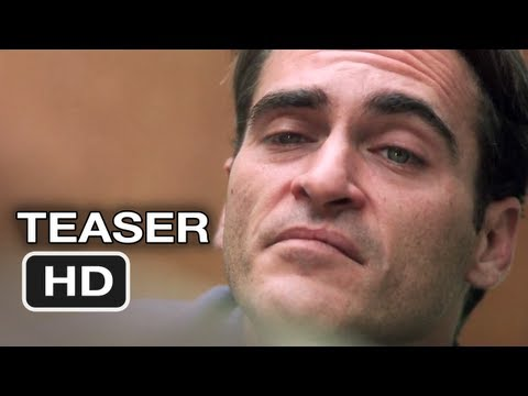 The Master Official Teaser Trailer #1 - Paul Thomas Anderson Movie (2012) HD