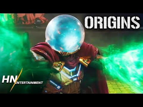 The Origin & Powers of Mysterio | Spider-Man Far From Home