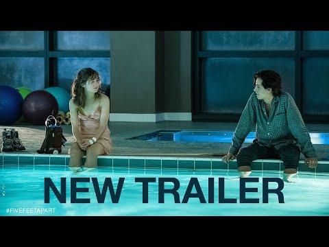 FIVE FEET APART - Trailer #2 - HD (Haley Lu Richardson, Cole Sprouse)