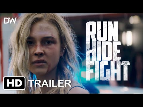 OFFICIAL TRAILER RELEASE: Run Hide Fight
