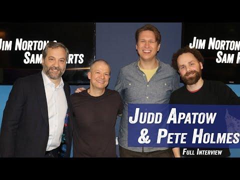 Judd Apatow & Pete Holmes - Louis C.K.'s Leaked Set, Artie Lange, 'Crashing' - Jim & Sam Show