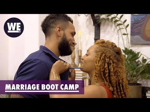 'Single Mingle Challenge' Sneak Peek | Marriage Boot Camp: Reality Stars | WE tv