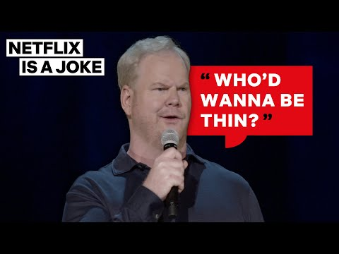 Jim Gaffigan Lists the Perks of His Fat Body   Netflix Is A Joke