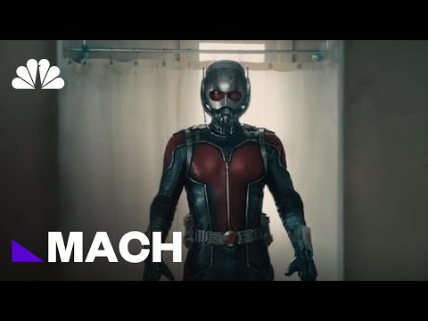 Ant-Man And The Wasp's Quantum Universe: Is The Film's Science Possible?   Mach   NBC News