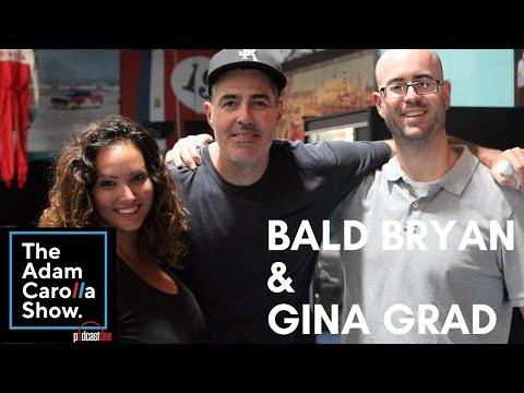 Bald Bryan & Gina Grad (Jan 28th, 2021) - The Adam Carolla Show