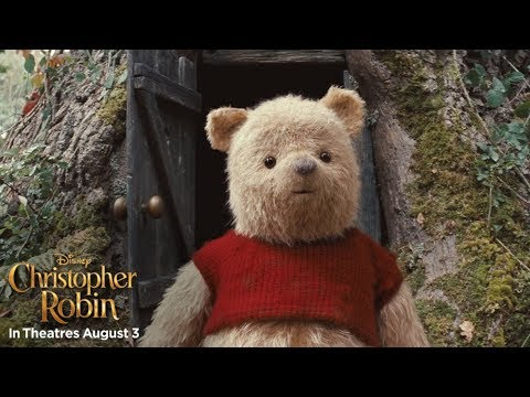 Christopher Robin - In Theatres Friday