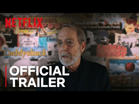 A Futile and Stupid Gesture | Official Trailer [HD] | Netflix