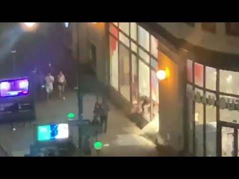 NYC stores destroyed by looters, riots during George Floyd protests