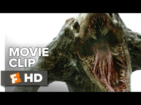 Kong: Skull Island Movie CLIP - Monster Battle (2017) - Tom Hiddleston Movie