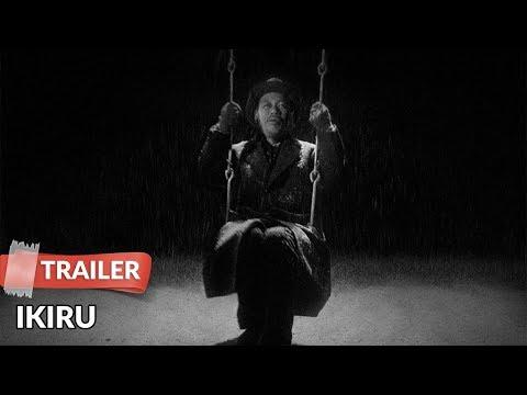 Ikiru 1952 Trailer   Takashi Shimura   Nobuo Kaneko