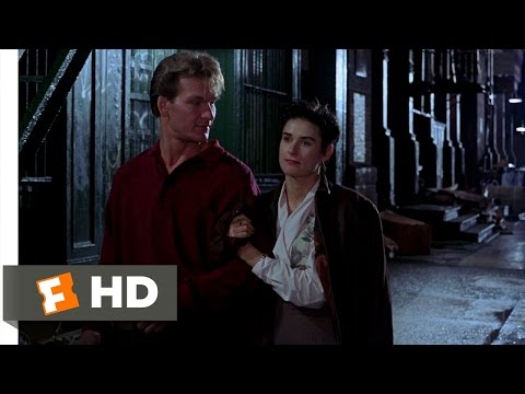 Ghost (1/10) Movie CLIP - Finally Talking (1990) HD