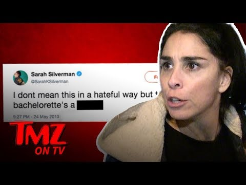 Sarah Silverman Is Over Making Homophobic Jokes | TMZ TV