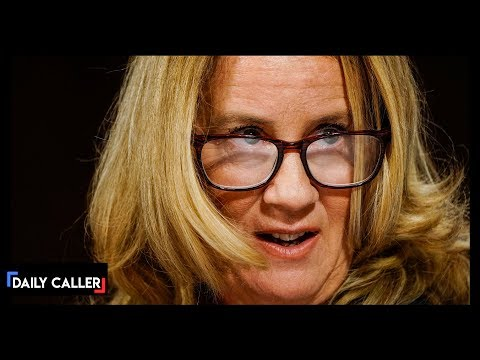 WATCH: Ford's Attorney Admits Her Client's Testimony Was Politically Motivated