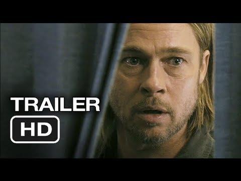 World War Z TRAILER 2 (2013) - Brad Pitt Movie HD