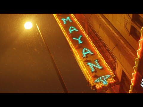Landmark's Mayan Theater Tour - Denver Colorado
