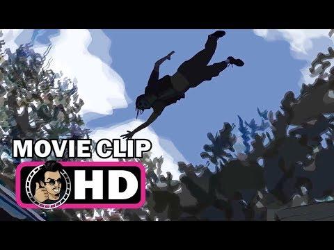 WAKING LIFE Movie Clip - Just Wake Up (2001) Richard Linklater Animated Indie Drama HD