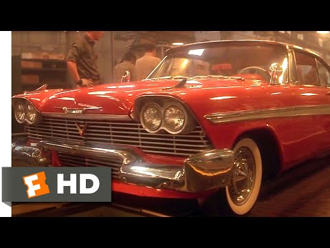 Christine (1983) - Body by Plymouth, Soul by Satan Scene (1/10)   Movieclips