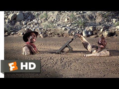 Blazing Saddles (1/10) Movie CLIP - Quicksand! (1974) HD
