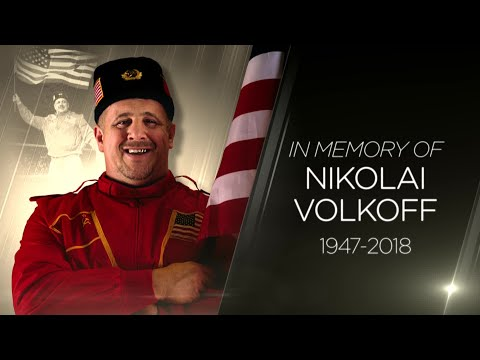 A tribute to the life and career of Nikolai Volkoff