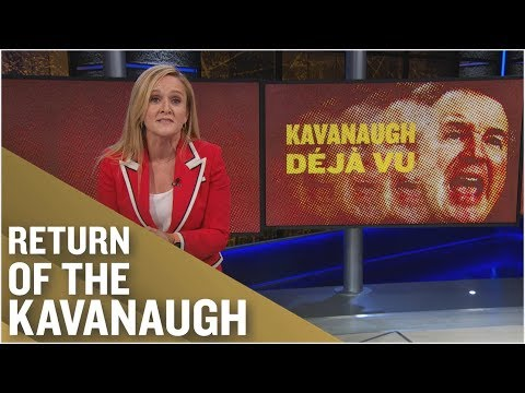 Full Frontal's Second Annual Brett Kavanaugh Remembrance Act | Full Frontal on TBS