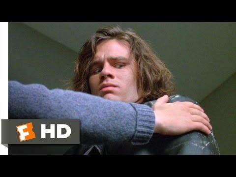Three O'Clock High (2/10) Movie CLIP - Prelude to a Showdown (1987) HD