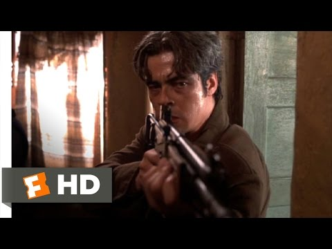 The Way of the Gun (7/9) Movie CLIP - Shootout at the Whorehouse (2000) HD