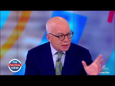 'Fire and Fury' Author Michael Wolff Addresses Critics Questioning His Credibility | The View