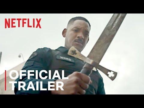 Bright   Official Trailer   Netflix