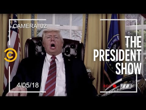 The President's Oval Office Recordings LEAKED