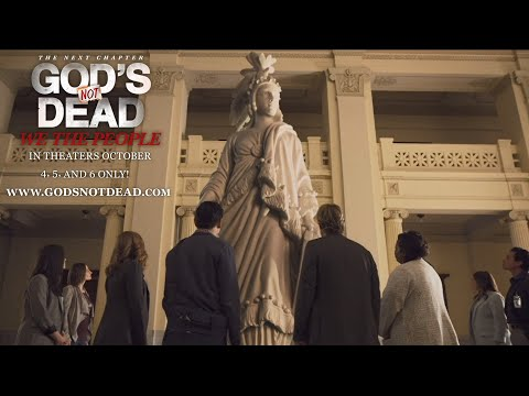 """The Heart of """"God's Not Dead: We The People"""""""