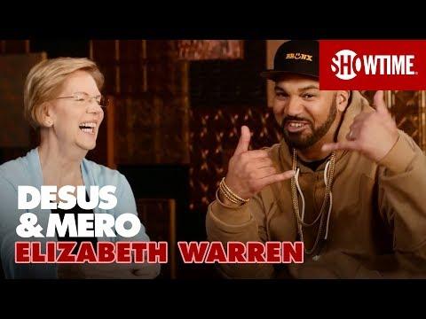 Sen. Elizabeth Warren (D) on Universal Healthcare & the Knicks | Extended Interview | DESUS & MERO