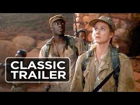 Congo (1995) Official Trailer # 1 - Tim Curry HD