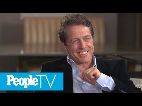 Hugh Grant Looks Back On Surviving Prostitute Scandal & How He Handled The Situation | PeopleTV