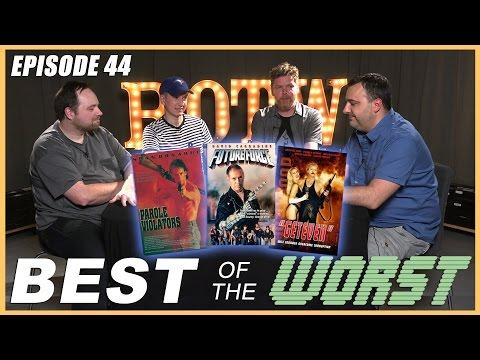 Best of the Worst: Parole Violators, Future Force, and Geteven