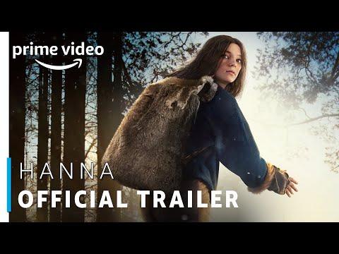 Hanna - Official Trailer 2019   Esme Creed Miles, Joel Kinnaman, Mireille Enos   New Prime Original