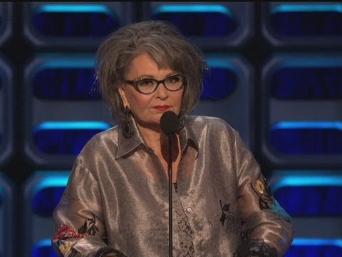 Roseanne slams her ex-husband Tom Arnold in her Comedy Central roast