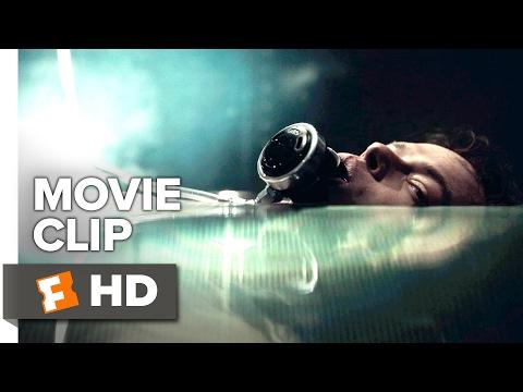 A Cure for Wellness Movie CLIP - Sensory Deprivation Tank (2017) - Jason Isaacs Movie
