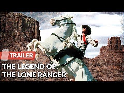 The Legend of the Lone Ranger 1981 Trailer | Klinton Spilsbury
