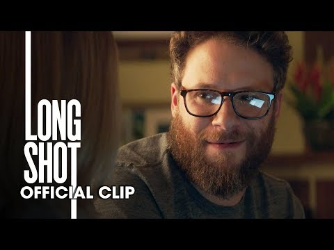 """Long Shot (2019 Movie) Official Clip """"Dating Life"""" – Seth Rogen, Charlize Theron"""