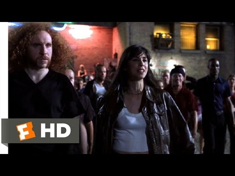 The Way of the Gun (1/9) Movie CLIP - Raving Bitch Knock-Out (2000) HD