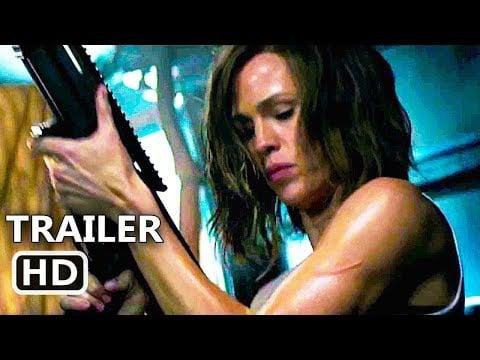 PEPPERMINT Official Trailer (2018) Jennifer Garner, Action Movie HD