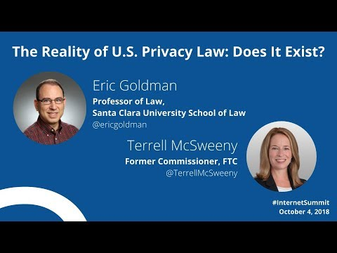 The Reality of U.S. Privacy Law: Does It Exist?