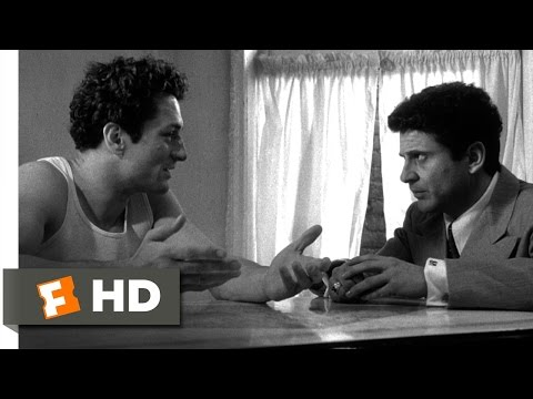 Raging Bull (3/12) Movie CLIP - Hit Me in the Face (1980) HD