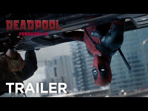 Deadpool   Official Trailer 2 [HD]   20th Century FOX